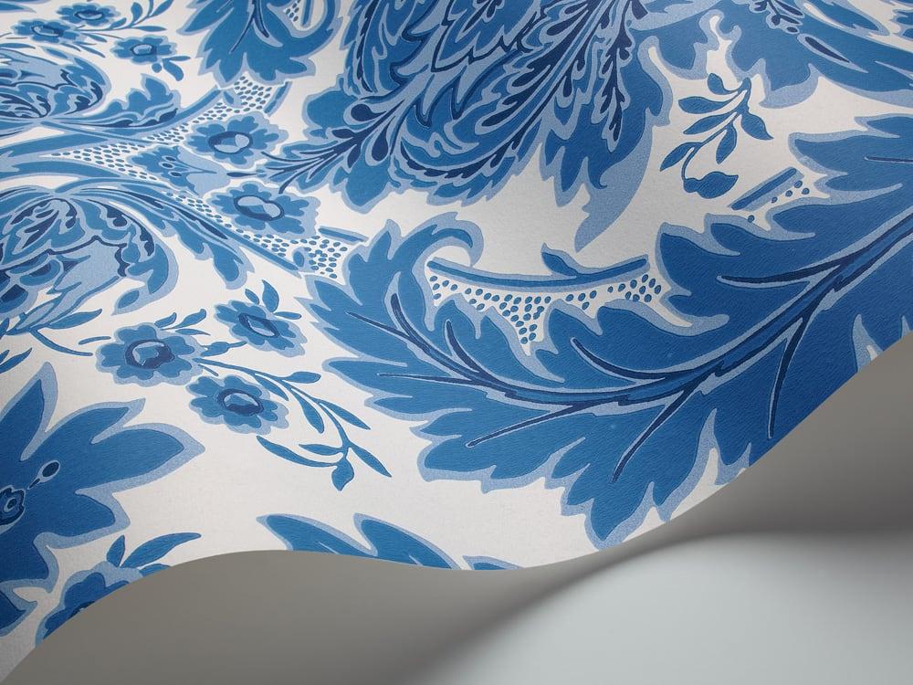 Tapete Coleridge - Chalk&China Blue - 94/9051