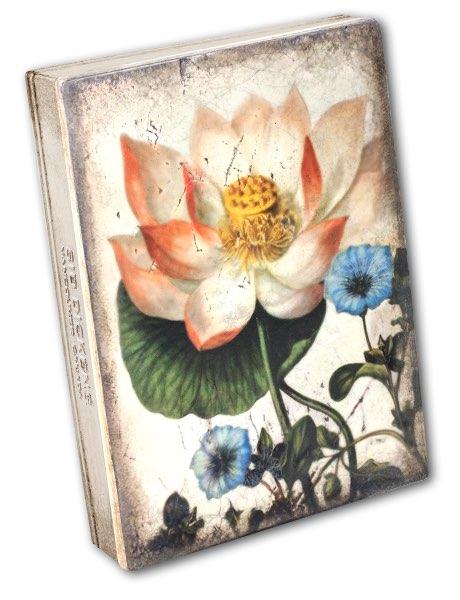 T407 - Sacred Lotus *retired* - Memory Block Sid Dickens