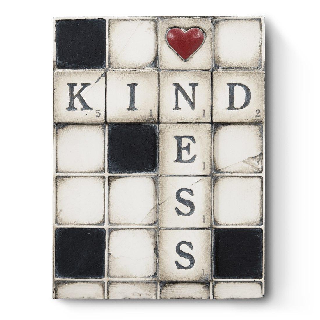 WP04 - Kindness - Memory Block Sid Dickens