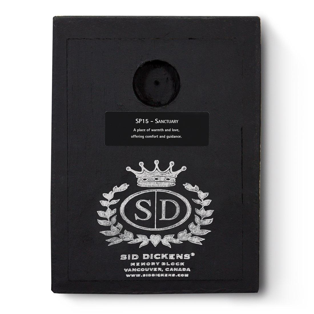 SP15 - Sanctuary - Memory Block Sid Dickens