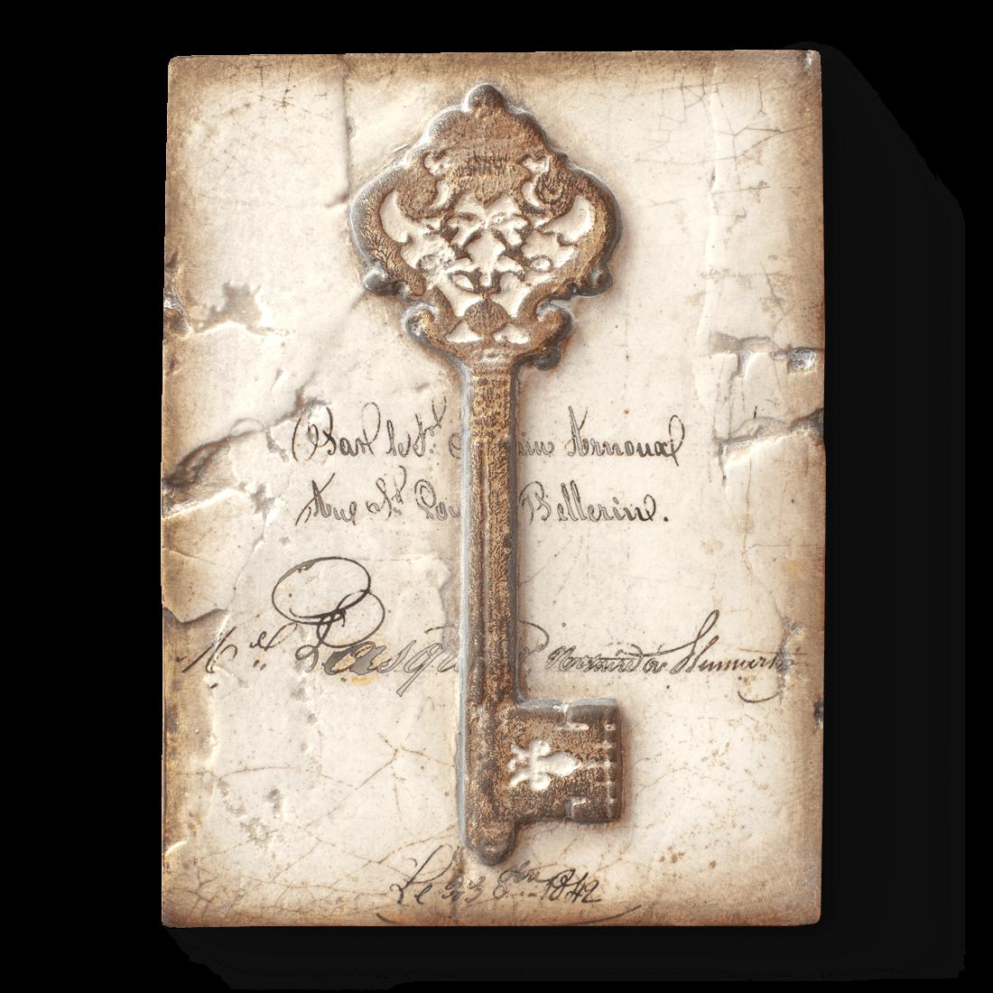 T336 - The Key - Memory Block Sid Dickens