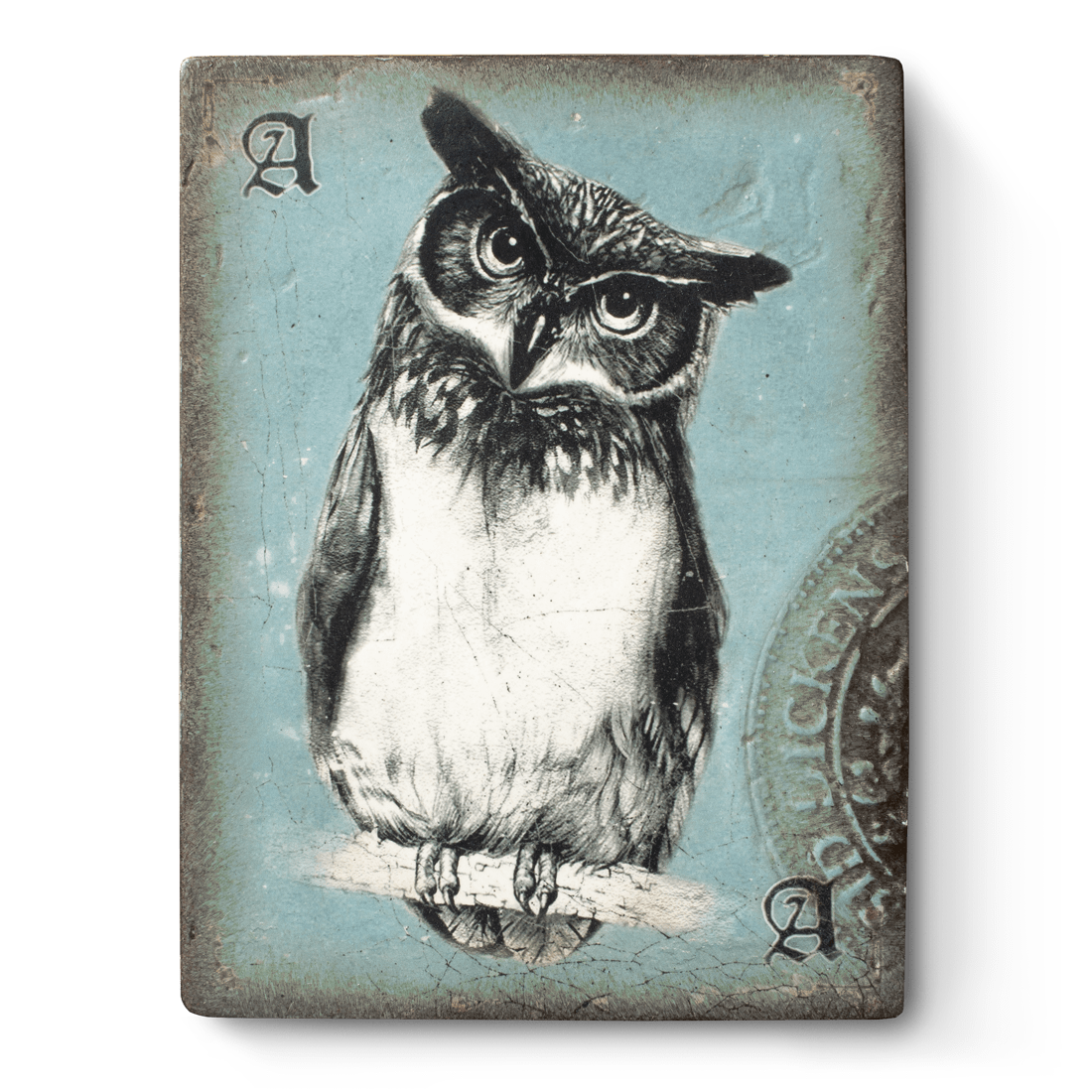 T316 - Wisdom - Memory Block Sid Dickens