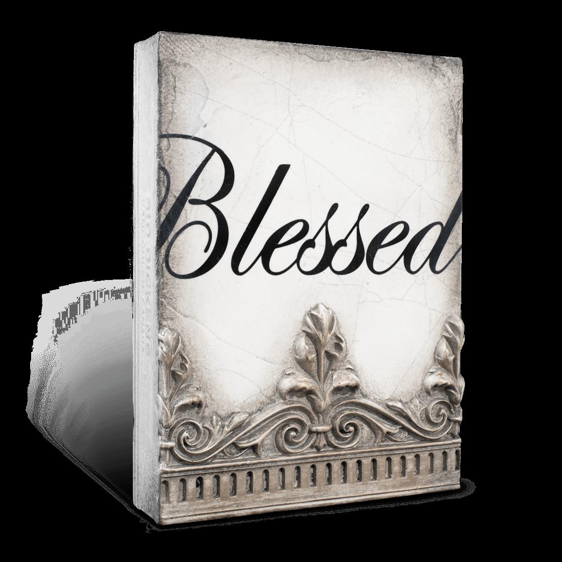 T519 - Blessed - Memory Block Sid Dickens