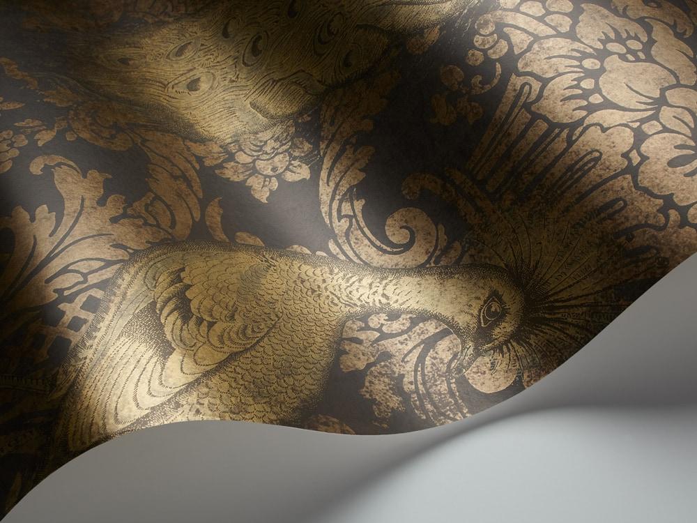 Tapete Byron - Graphite&Gold - 94/7036