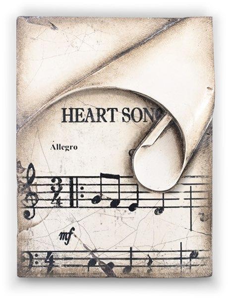 T422 - Heart Song - Memory Block Sid Dickens