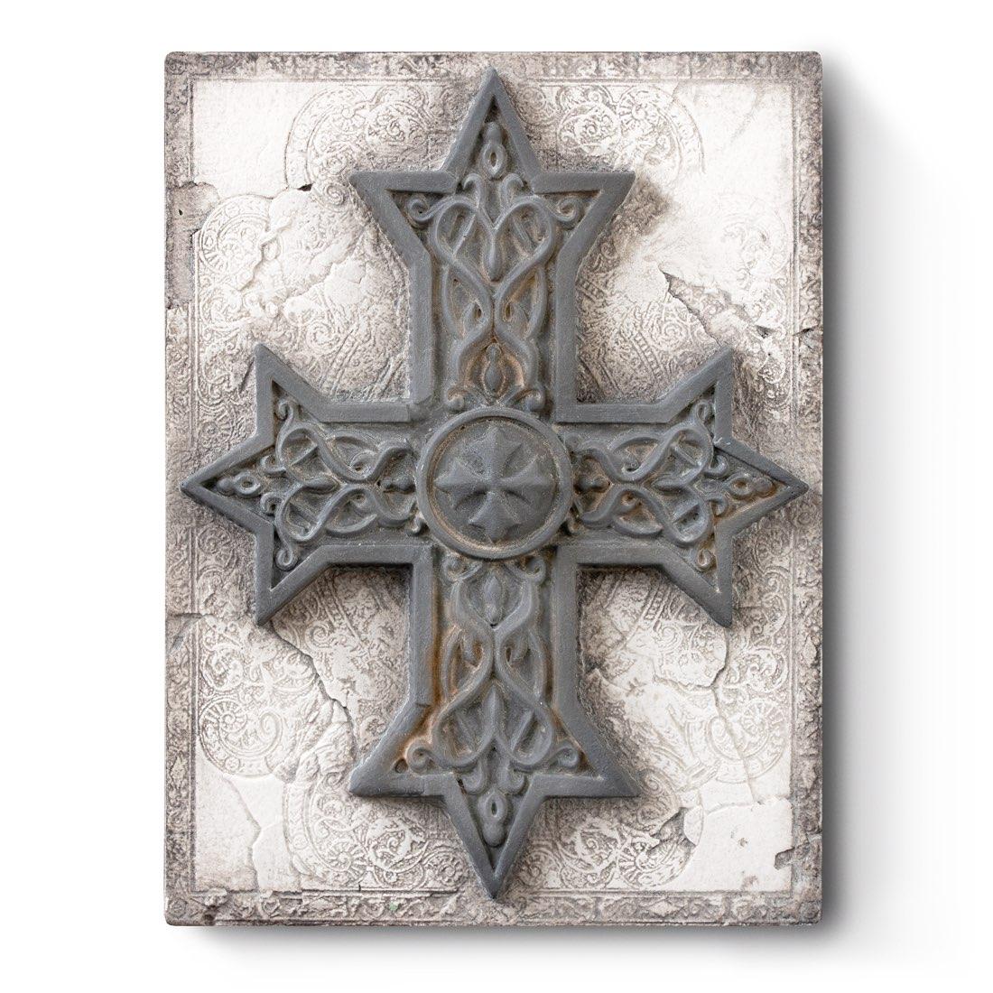 T489- Ancient Cross - Memory Block Sid Dickens
