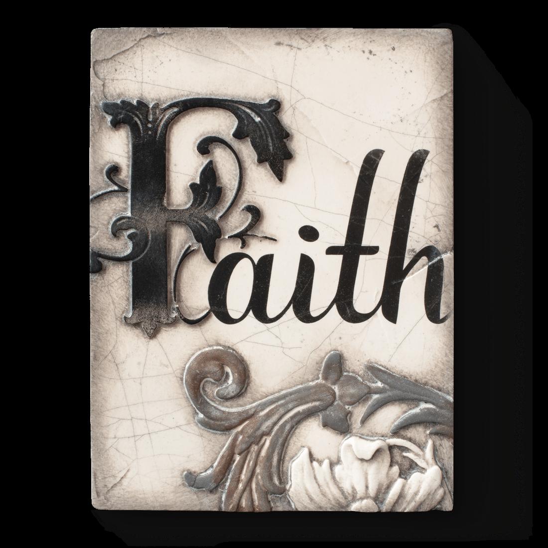 T366 - Faith - Memory Block Sid Dickens