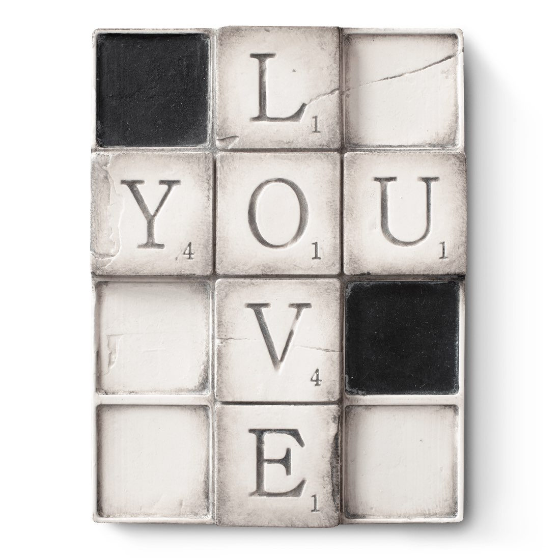 WP01 - Love You - Memory Block Sid Dickens