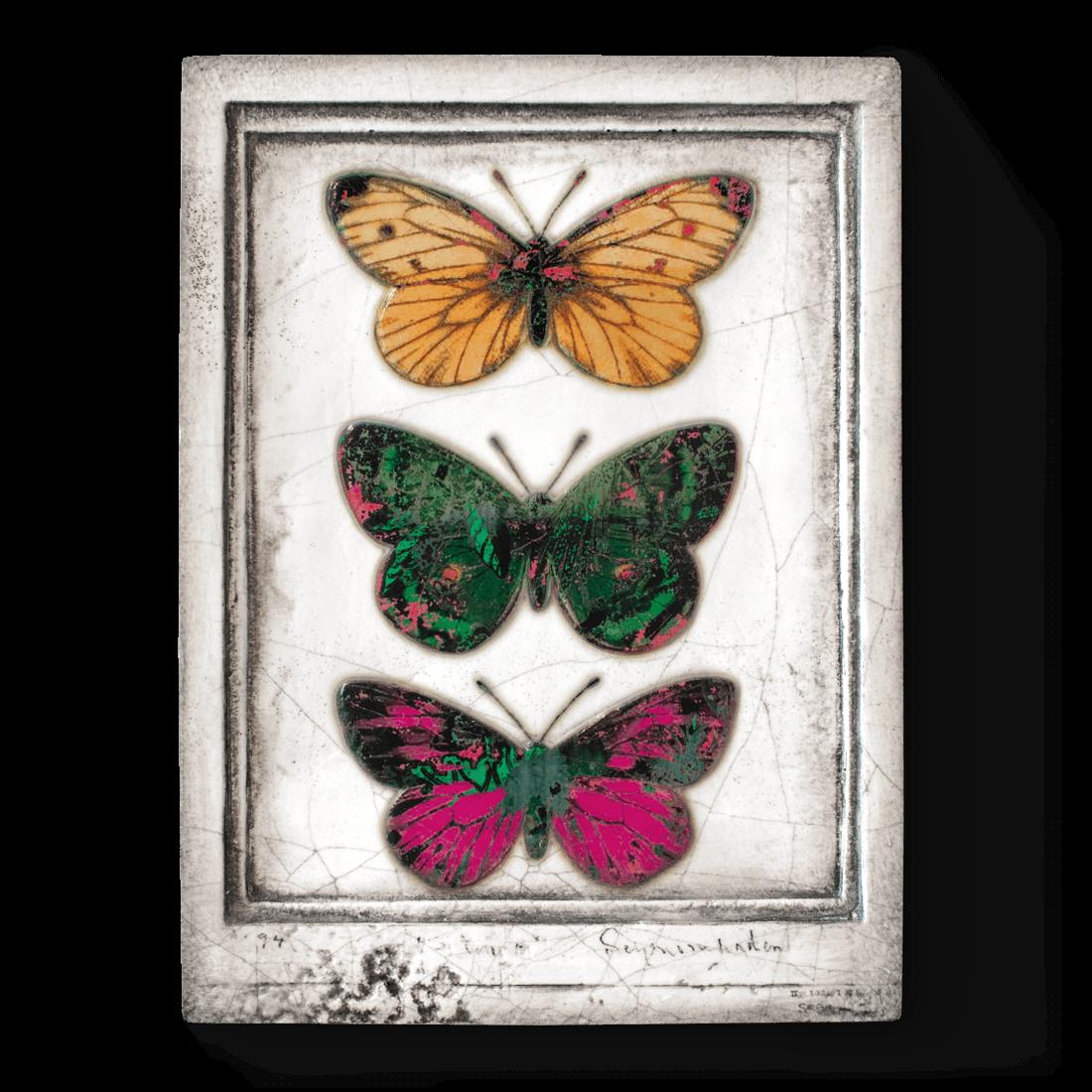 T507 - Flutter - Memory Block Sid Dickens