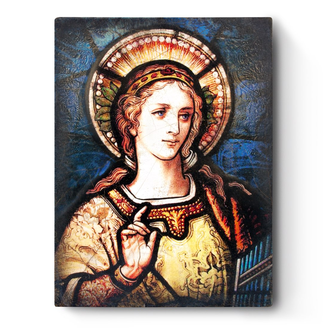 T495 - Saint Cecilia *retired* - Memory Block Sid Dickens