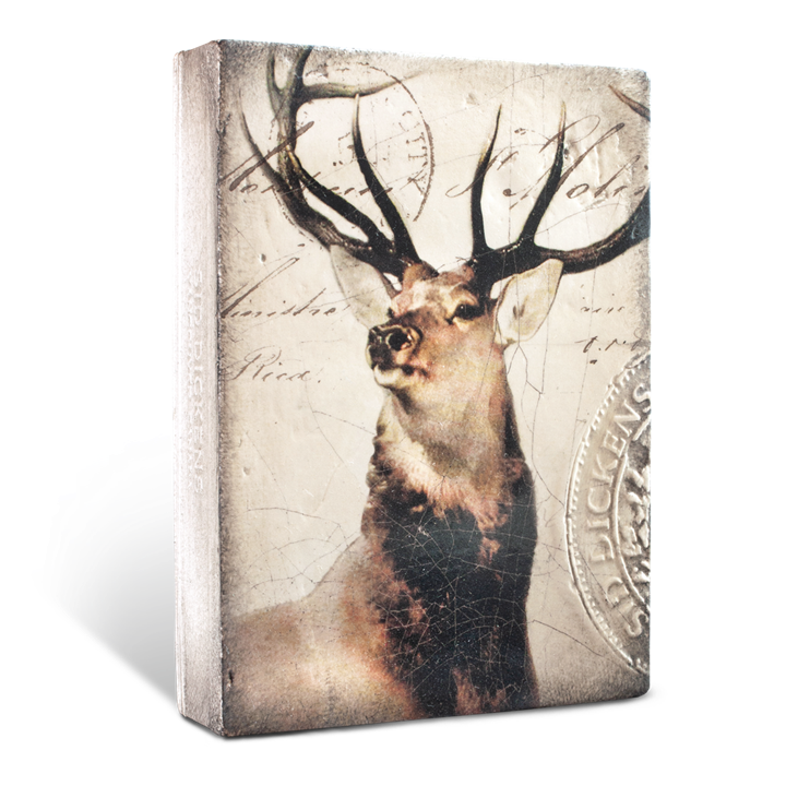 T349 - King of the Forest - Memory Block Sid Dickens
