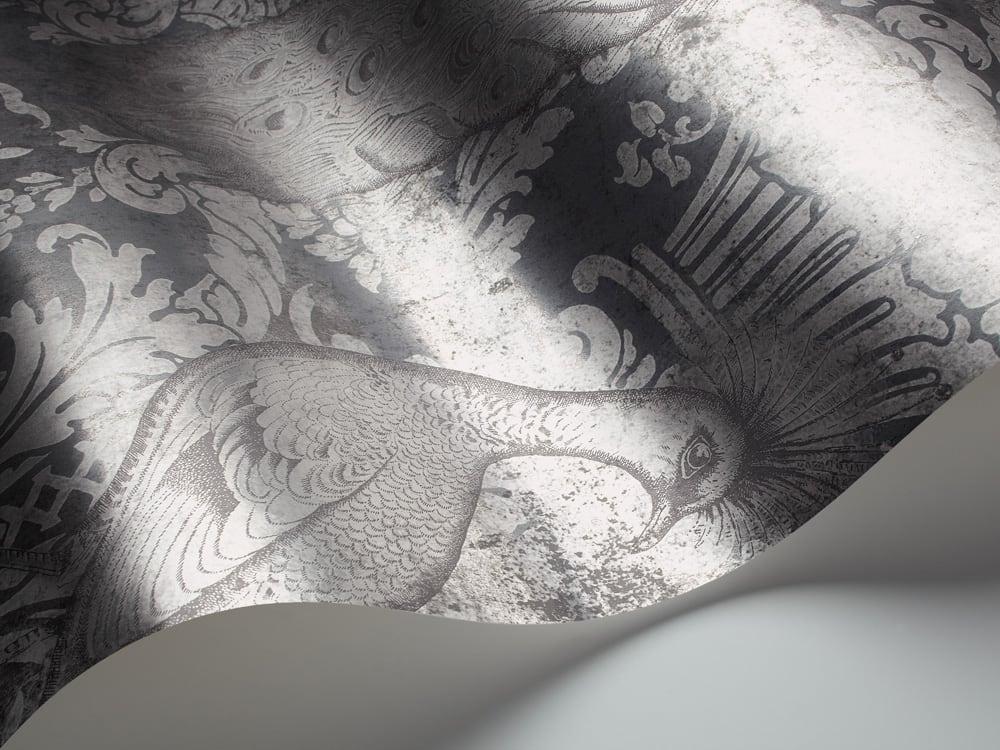 Tapete Byron - Charcoal&Silver - 94/7039