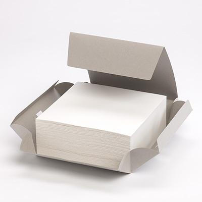 Cube L - Büttenpapier