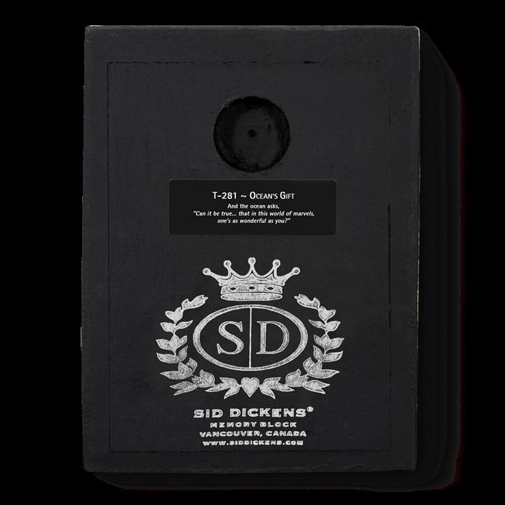 T281 - Ocena's Gift - Memory Block Sid Dickens